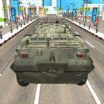 لعبة سباق الدبابات الحربية وجميع السيارات