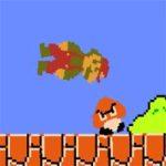 لعبة ماريو المائي البطيء اتاري
