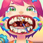 لعبة دكتور اسنان الاطفال
