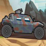 لعبة سائق الجيش
