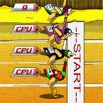 لعبة سباق النعام السريع