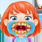 لعبة طبيب الم الاسنان
