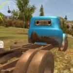 لعبة قيادة سيارات النقل الثقيل