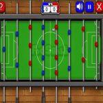 لعبة كرة القدم مينى