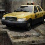 لعبة كريزى تاكسى اتارى